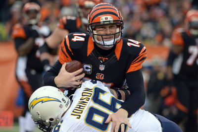 Andy Dalton and Bengals at crossroads; Zach Mettenrberger the answer?