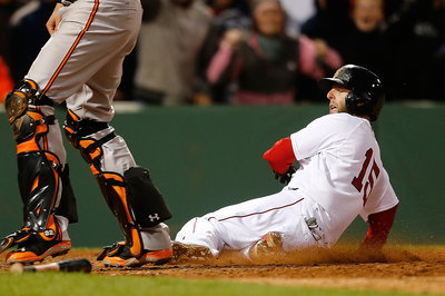 Red Sox win despite (and thanks to) chaotic 9th inning