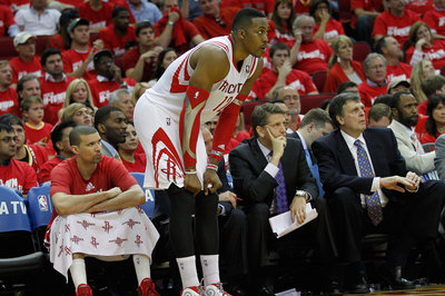 NBA Issues Statement Saying Referees Blew Call That Fouled Out Rockets C Dwight Howard From Game 1 Loss To Blazers