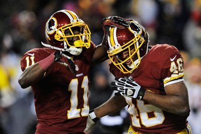 Daily Slop: RGIII Wears Redskins Jersey, Cleats to the White House; DeSean Jackson eager to face Eagles
