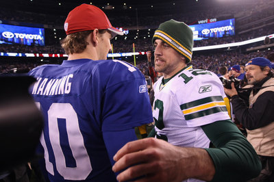 NFL Workout Bonuses: Aaron Rodgers And Eli Manning Get A Lot, Others Do Not