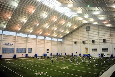 News and notes from Lions' voluntary minicamp