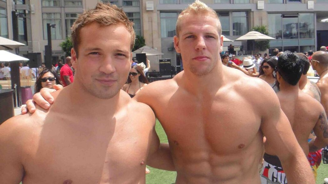 from Zaire gaysports nude rugby