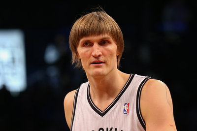 Aldridge: Andrei Kirilenko will opt-in, stay with the Nets in 2014-15