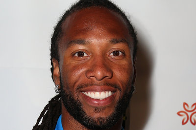 Larry Fitzgerald nude poses to be part of ESPN the Magazine's 'The Body Issue'