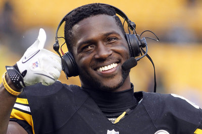 History shows Antonio Brown will continue to improve