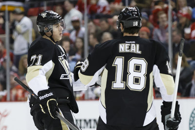 Penguins trade James Neal to Nashville