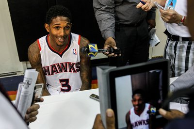 Report: Raptors Trade Salmons to Hawks for Lou Williams and Lucas Nogueira