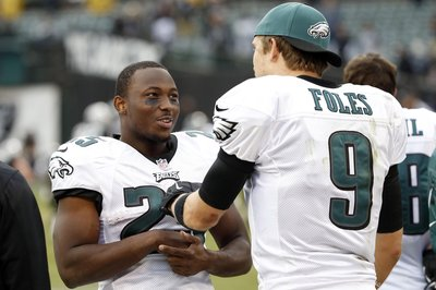 Who is the 'Face of the Franchise' for the Eagles?