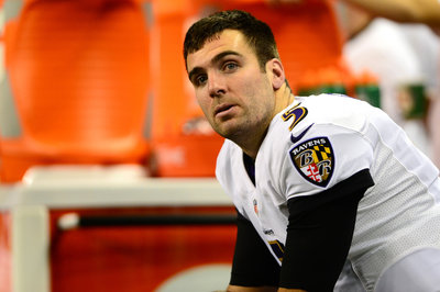 ESPN: In survey, Joe Flacco placed in second tier of NFL quarterbacks