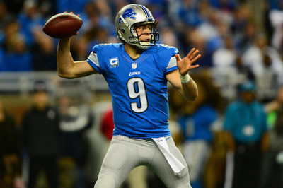Where does Matthew Stafford rank among NFL quarterbacks?