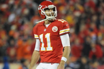 Chiefs' Alex Smith just ahead of Bengals' Andy Dalton in ESPN's QB rankings