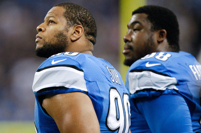 Where the Lions roster stands: Defensive tackle