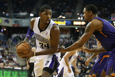 It's time for a change of scenery for Jason Thompson