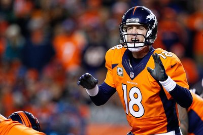 Peyton Manning wins ESPYS for Best NFL Player, Best Record Breaking Performance
