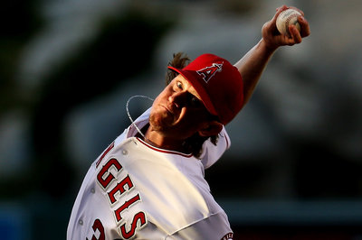 Jered Weaver Injury Contingencies