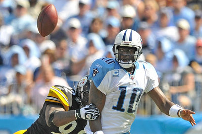 Re-living the Steelers' 19-11 win over Tennessee Titans in 2010