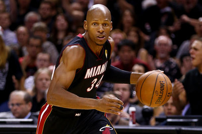 Cavs pursuing Ray Allen, Mike Miller and James Jones