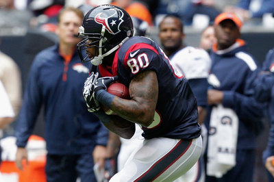 Jets Have No Interest in Andre Johnson: Report