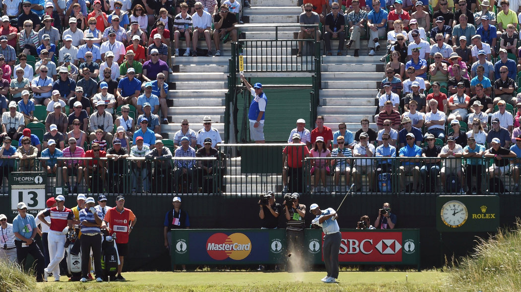 2014 british open tv coverage  start time  schedule for