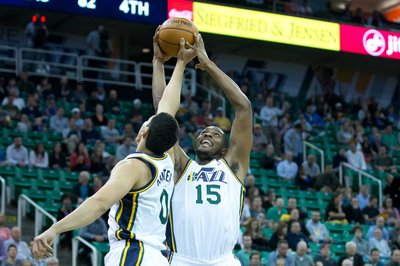 NBA Free Agency 2014: Utah Jazz paint is packed, or is a move inevitable