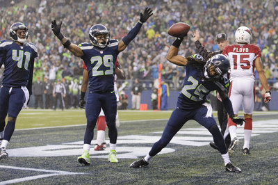Legion of Boom to be featured on Madden 15 welcome screen