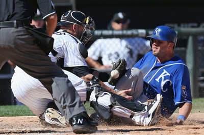 Royals 2, White Sox 1: Series ends with a thud