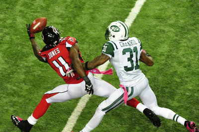 Julio Jones to be featured on Thursday Night Football's