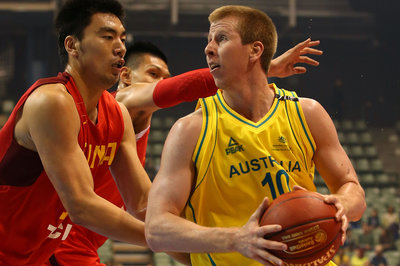 Aron Baynes, Brock Motum make Australia's FIBA World Cup roster