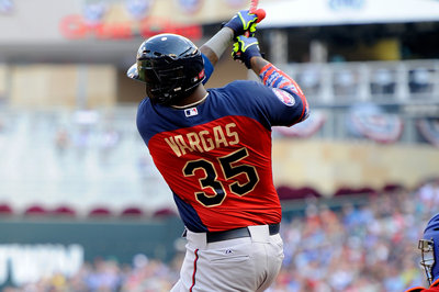 Twins call up Kennys Vargas