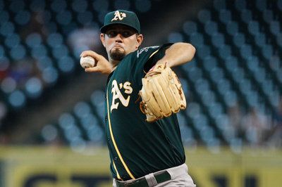 Not done yet? A's fielding calls on Jason Hammel, Zobrist available