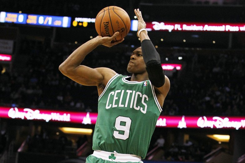 """""""Rajon Rondo Can't Shoot?""""  Well, Actually He Can... 20140119_jcd_sv7_130.0_standard_783.0"""