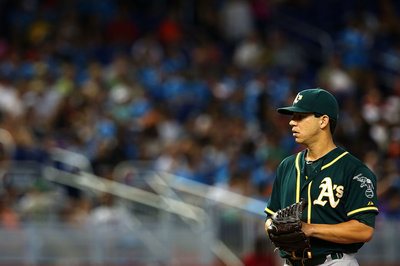 Tommy Milone's role with the Twins going forward