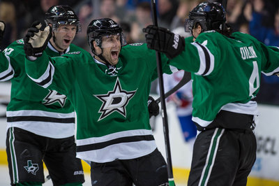 Rich Peverley, Jack Campbell Lead Dallas Stars Into Ice Bucket Challenge