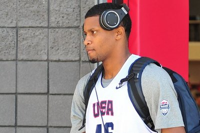 Could Rudy Gay join DeMarcus Cousins on Team USA in light of Kevin Durant's withdrawal?
