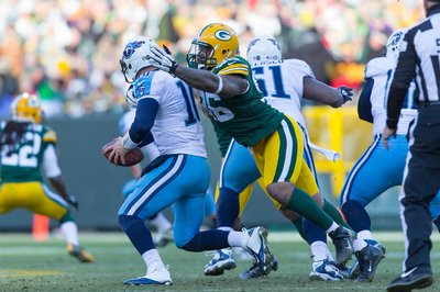 Packers vs. Titans, 2014 Preseason: Watch Ha Ha Clinton-Dix and the Centers