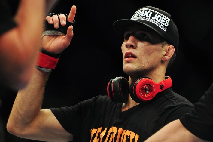 Latest UFC Fight Night 54 fight card and rumors for MacDonald vs. Saffiedine on Oct. 4 in Halifax