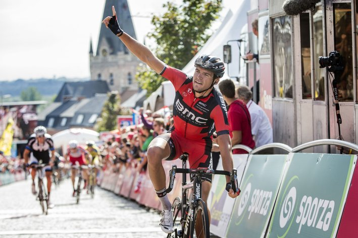 Photo: Tomorrow the race heads to the other Ardennes, the Wallonian ones, and will finish atop the also-very-famous Cote de la Redoute..