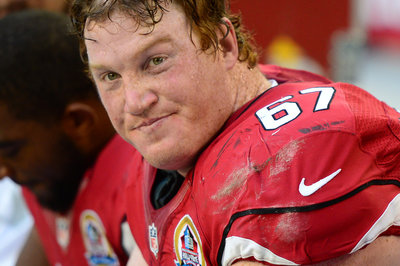 Falcons Place Sam Baker On Injured Reserve, Sign Veteran Tackle Pat McQuistan