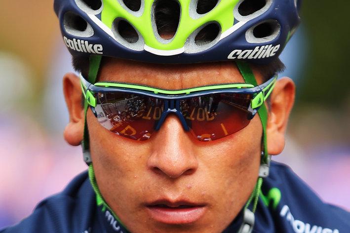 Photo: This year's Giro winner is a fantastic climber, and a pretty damn good chronoman himself.