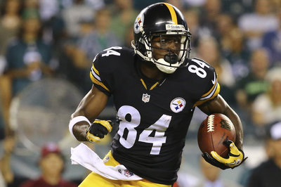 Steelers fantasy football: Value of Antonio Brown is rising