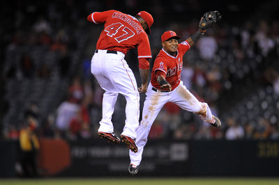 Erick Aybar & Howie Kendrick are the Workhorse Angels