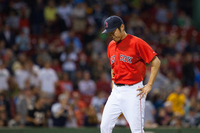 Red Sox 3, Mariners 5: The worst of Koji Uehara