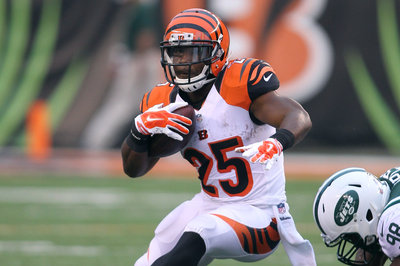 Fantasy Football: Bengals backfield is crowded but talented