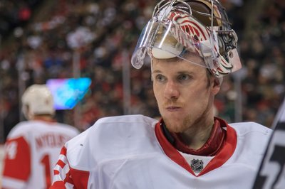 Red Wings Goaltending Analysis: Jimmy Howard and Rebounding from a Down Year