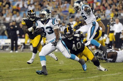Panthers vs. Steelers preseason 2014: Game time, TV schedule, online streaming and more