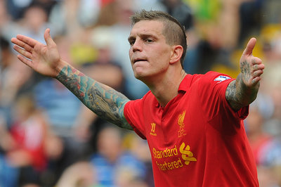 Agger Admits His Future is
