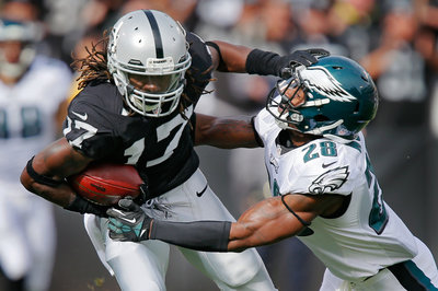 Denarius Moore has earned his spot on the Oakland Raiders