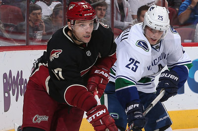Will Don Maloney's decision on Radim Vrbata haunt the Arizona Coyotes for years to come?