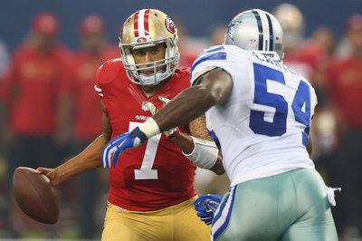 49ers vs. Cowboys: Examining San Francisco's allowed sack [GIF]